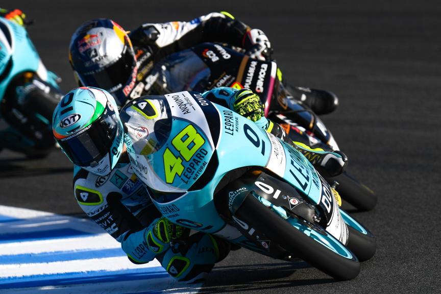 Lorenzo Dalla Porta, Leopard Racing, Gran Premio Red Bull de España