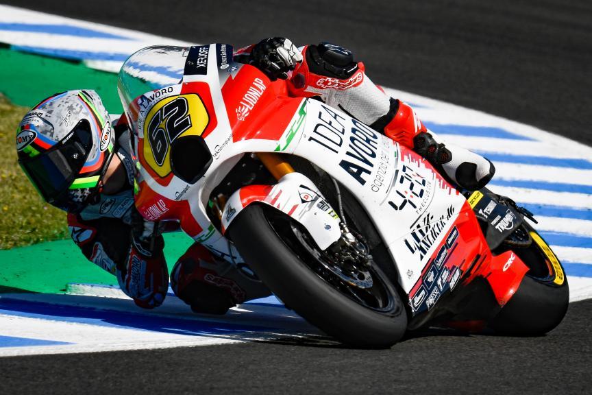 Stefano Manzi, MV Augusta Idealavoro Forward, Gran Premio Red Bull de España