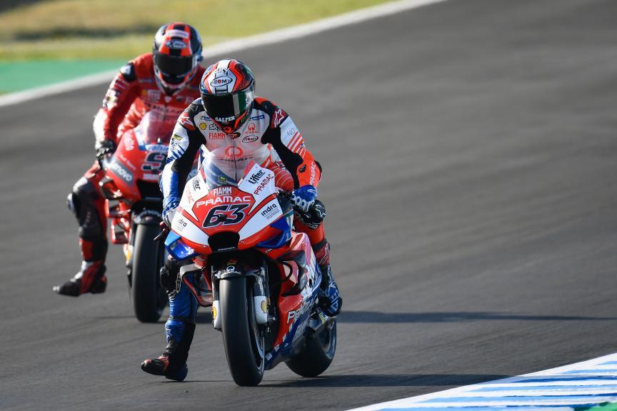 Francesco Bagnaia, PRAMAC RACING, Gran Premio Red Bull de España