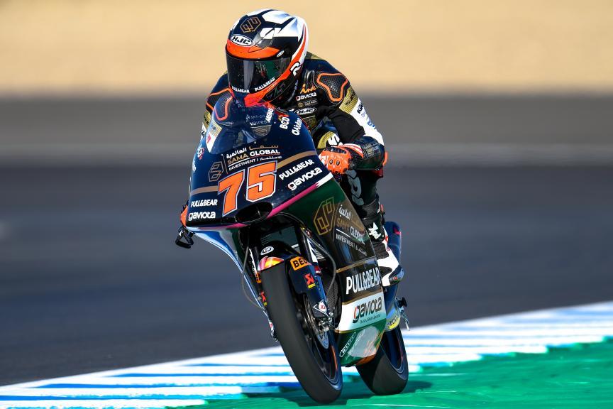 Albert Arenas, Sama Qatar Angel Nieto Team, Gran Premio Red Bull de España