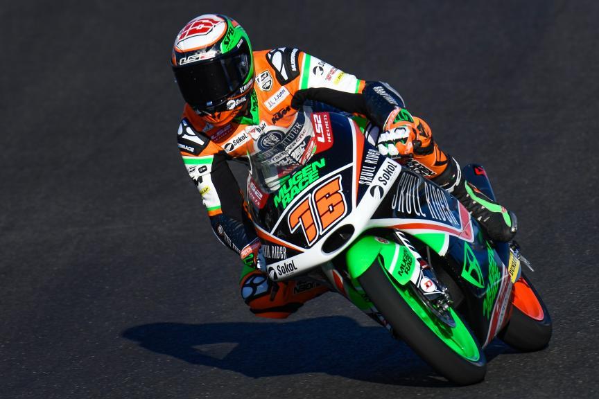 Makar Yurchenko, Boe Skull Rider Mugen Race, Gran Premio Red Bull de España