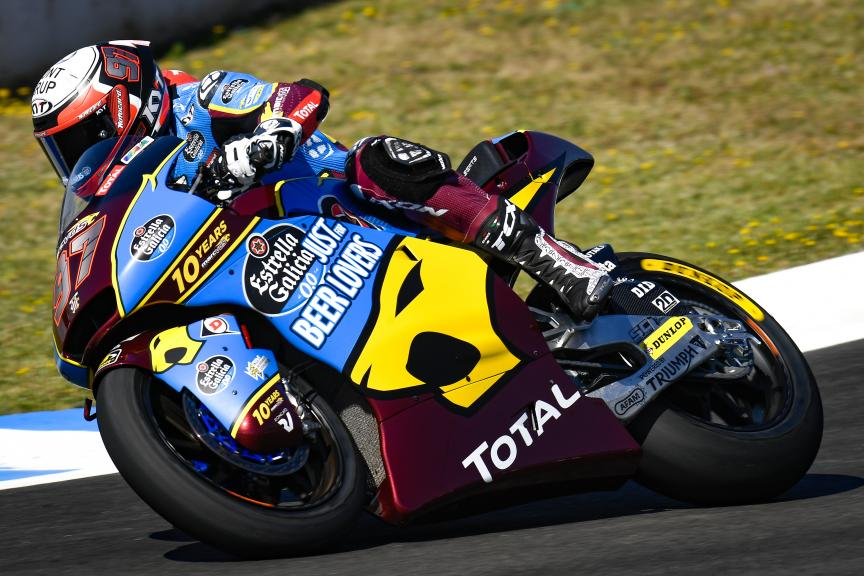 Xavi Vierge, EG 0,0 Marc Vds, Gran Premio Red Bull de España