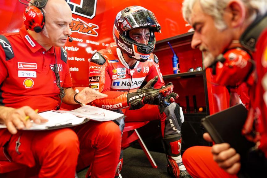 Danilo Petrucci, Mission Winnow Ducati, Gran Premio Red Bull de España