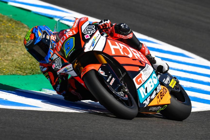 Jorge Navarro, HDR Heidrun Speed Up, Gran Premio Red Bull de España