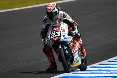 Antonelli se impone en la FP2 y Fernández sigue al alza