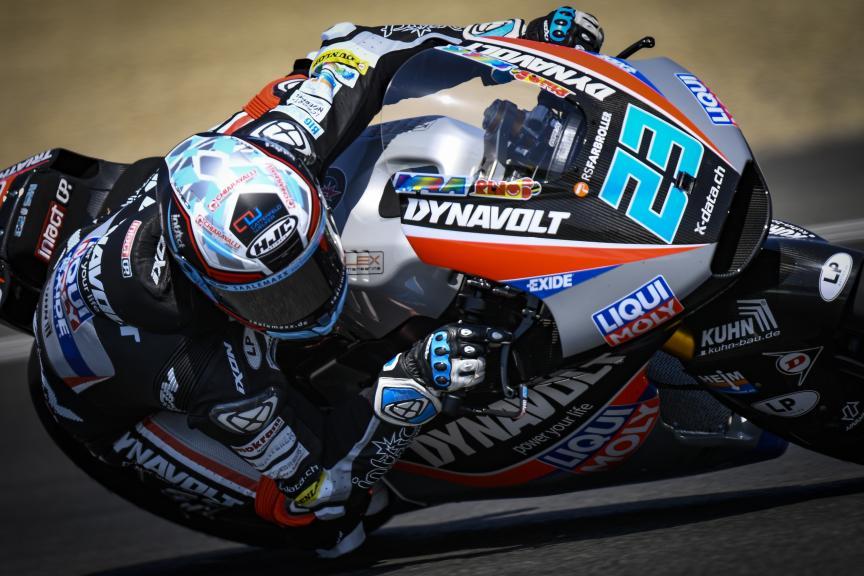 Marcel Schrotter, Dynavolt Intact GP, Gran Premio Red Bull de España