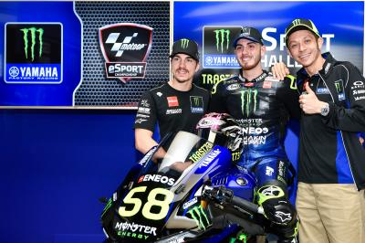 Monster Energy Yamaha MotoGP and Trastevere73 join forces