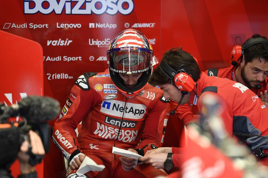 Andrea Dovizioso, Mission Winnow Ducati, Gran Premio Red Bull de España