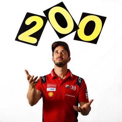 In #Jerez Dovi will compete his 200th #MotoGP race
