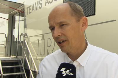 Goubert : « Tout sera prêt pour le Test de Valence ! »