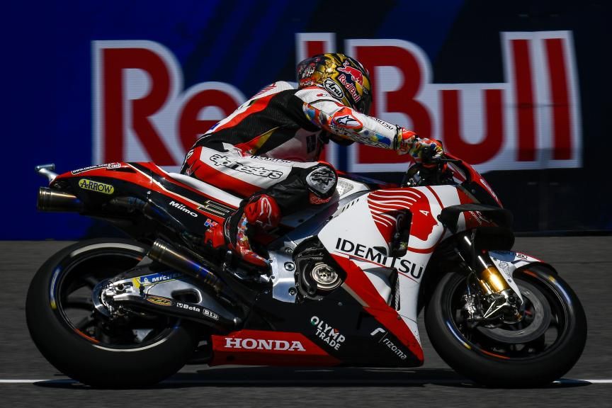 Takaaki Nakagami, LCR Honda Idemitsu, Gran Premio Red Bull de España