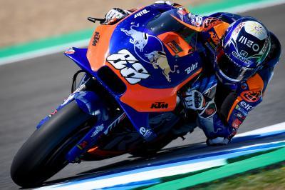 Oliveira officiellement confirmé chez Red Bull KTM Tech3