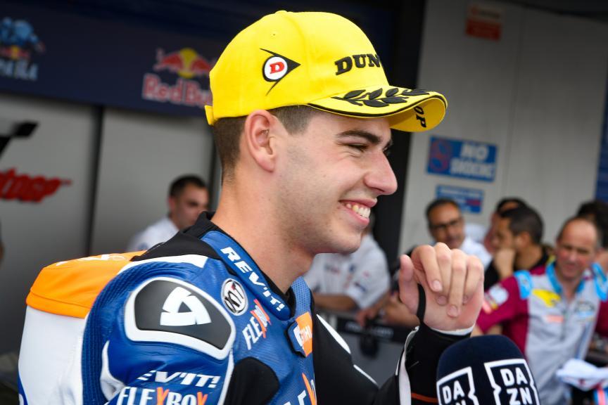 Augusto Fernandez, Flex-Box HP40, Gran Premio Red Bull de España