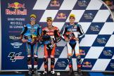 Jorge Navarro, Alex Marquez, Augusto Fernandez, Gran Premio Red Bull de España