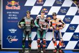 Fabio Quartararo, Franco Morbidelli, Marc Marquez, Gran Premio Red Bull de España