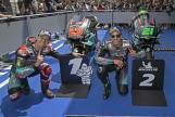 Fabio Quartararo, Franco Morbidelli, Petronas Yamaha SRT, Gran Premio Red Bull de España