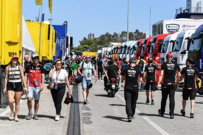 Two Wheels For Life Paddock Experience: Jerez