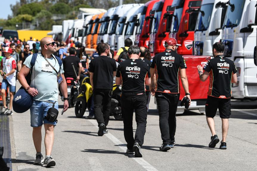 Paddock Experience
