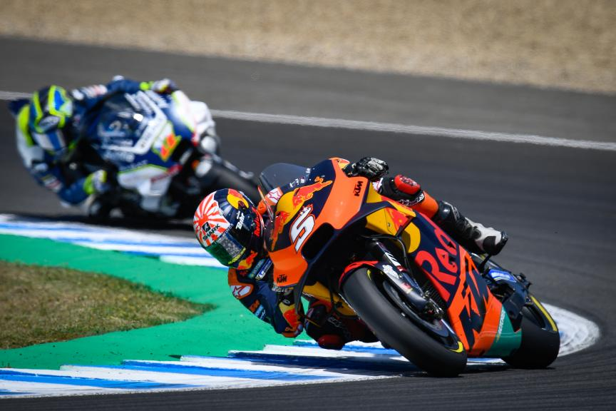 Johann Zarco, Red Bull KTM Factory Racing, Gran Premio Red Bull de España