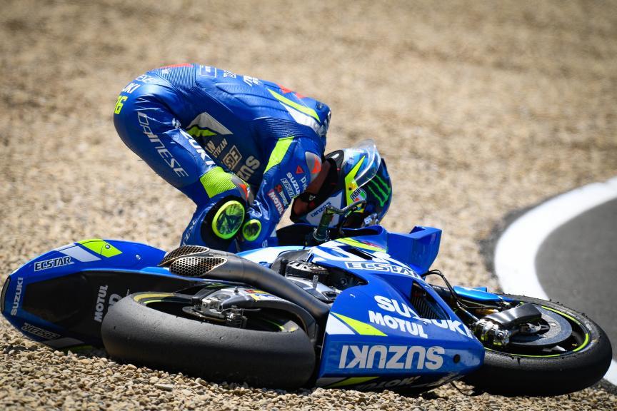 Joan Mir, Team Suzuki Ecstar, Gran Premio Red Bull de España
