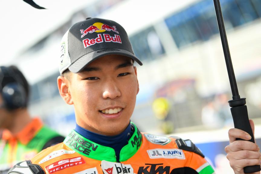Kazuki Masaki, Boe Skull Rider Mugen Race, Gran Premio Red Bull de España