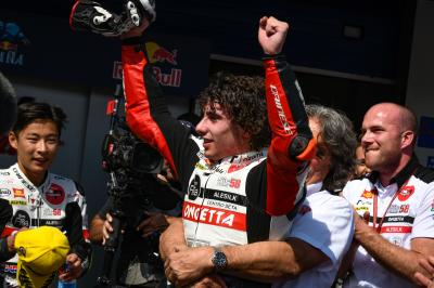 Super Sic: Antonelli claims Jerez victory in SIC58 1-2
