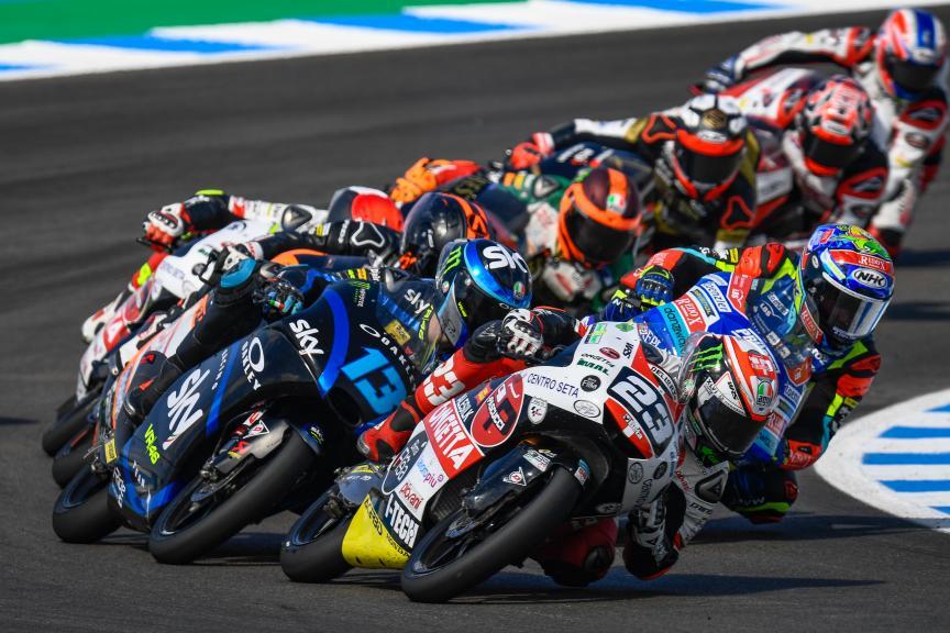 Moto3, Gran Premio Red Bull de España