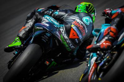 Morbidelli fixed race problems at Jerez Test