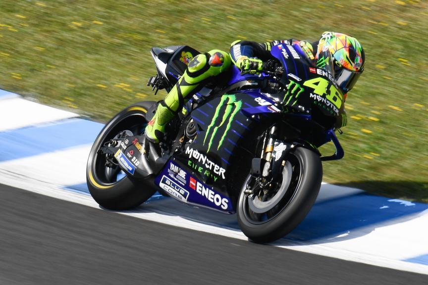 Valentino Rossi, Monster Energy Yamaha Motogp, Jerez MotoGP™ Test