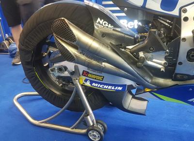 Suzuki's swinglet is in the house!