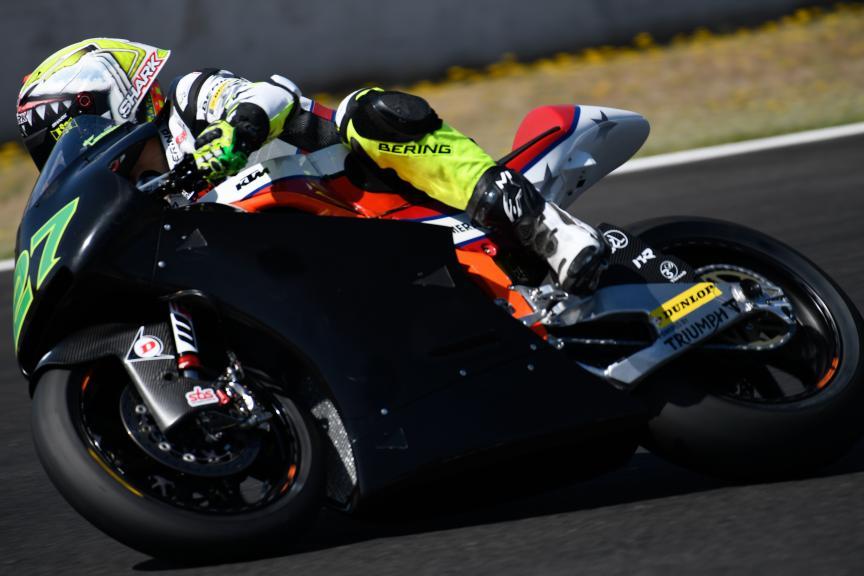 Iker Lecuona, American Racing KTM, Jerez Moto2™ -  Moto3™ Test