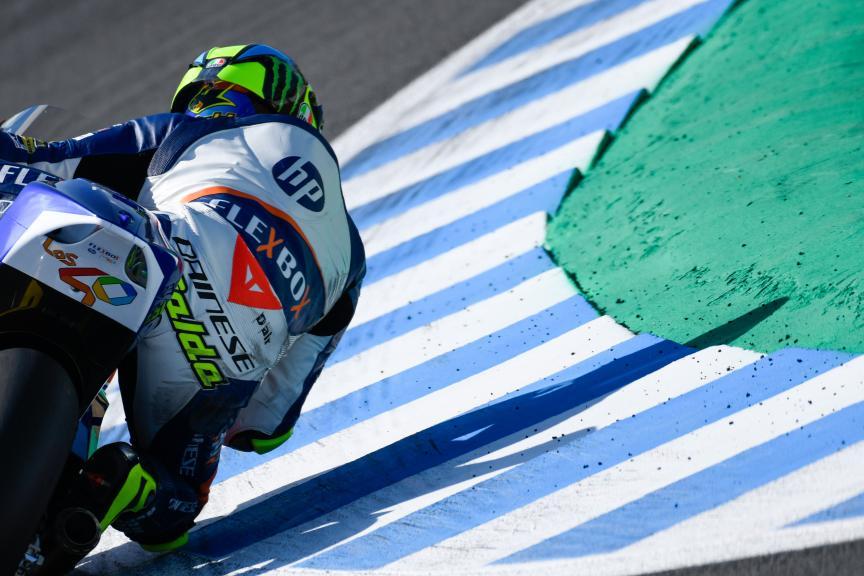 Lorenzo Baldassarri, Flex-Box HP40, Jerez Moto2™ -  Moto3™ Test
