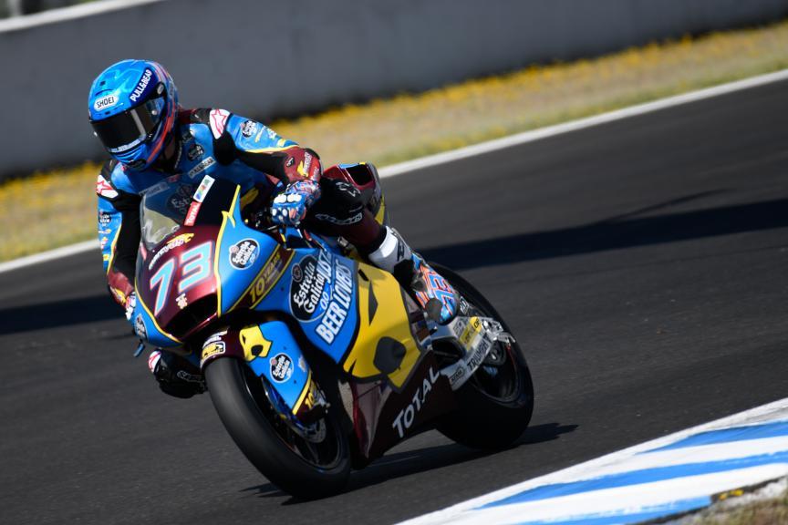 Alex Marquez, EG 0,0 Marc Vds, Jerez Moto2™ -  Moto3™ Test