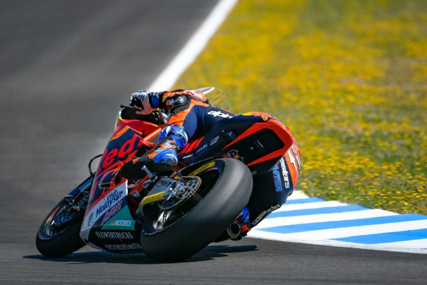 Jorge Martin, Red Bull KTM Ajo, Jerez Moto2™ -  Moto3™ Test