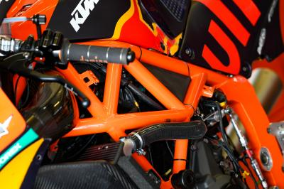 New KTM parts tested as Moto2™, Moto3™ complete Jerez Test