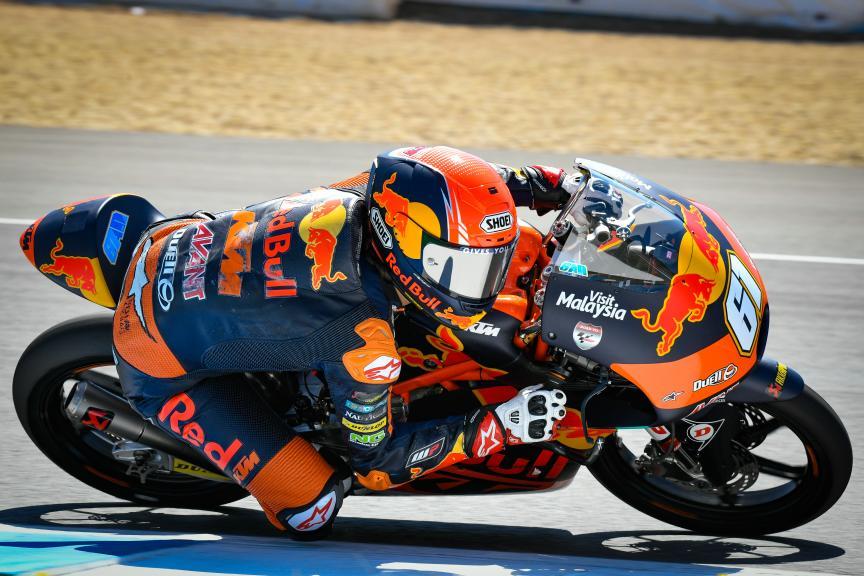 Can Oncu, Red Bull KTM Ajo, Jerez Moto2™ -  Moto3™ Test
