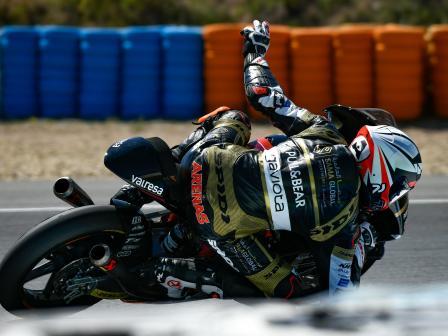 Jerez Moto2™ -  Moto3™ Test 2