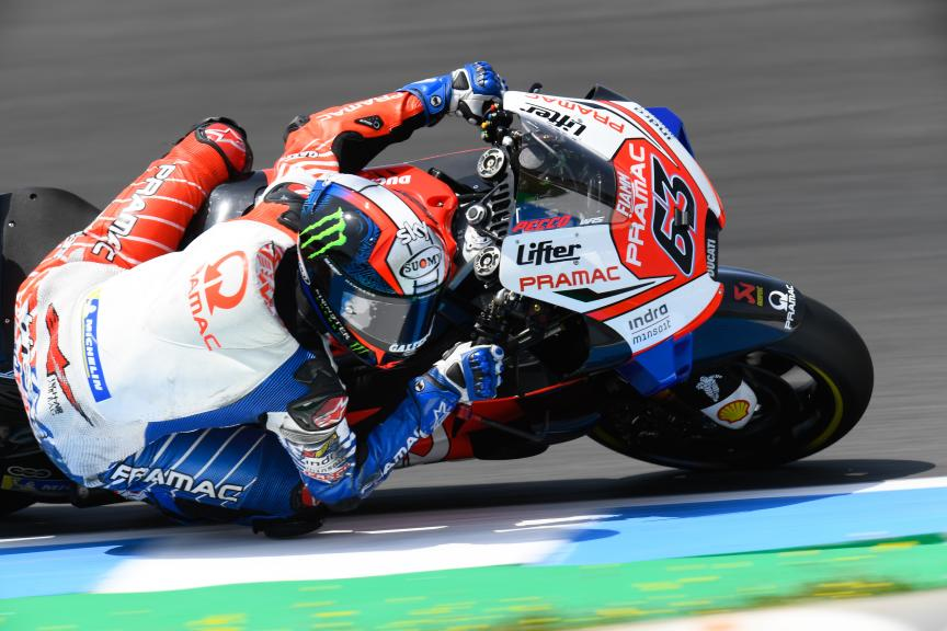Francesco Bagnaia, PRAMAC RACING, Jerez MotoGP™ Test
