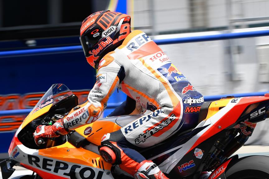Marc Marquez, Repsol Honda Team, Jerez MotoGP™ Test
