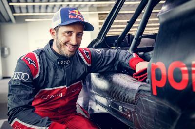Dovizioso correrá el DTM con Audi entre Mugello y Catalunya