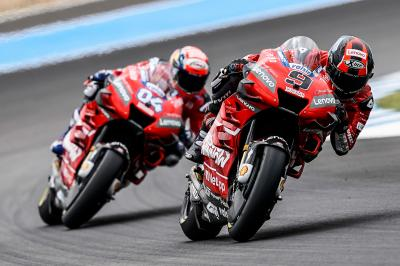 Novità Ducati, per Le Mans spazio alla fantasia di colori