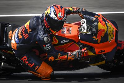 """Espargaro made the """"biggest mistake"""" of his career in Jerez"""