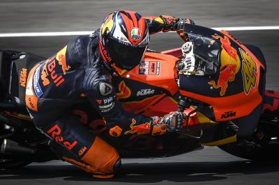 Un grave errore per Pol a Jerez, ma quale?