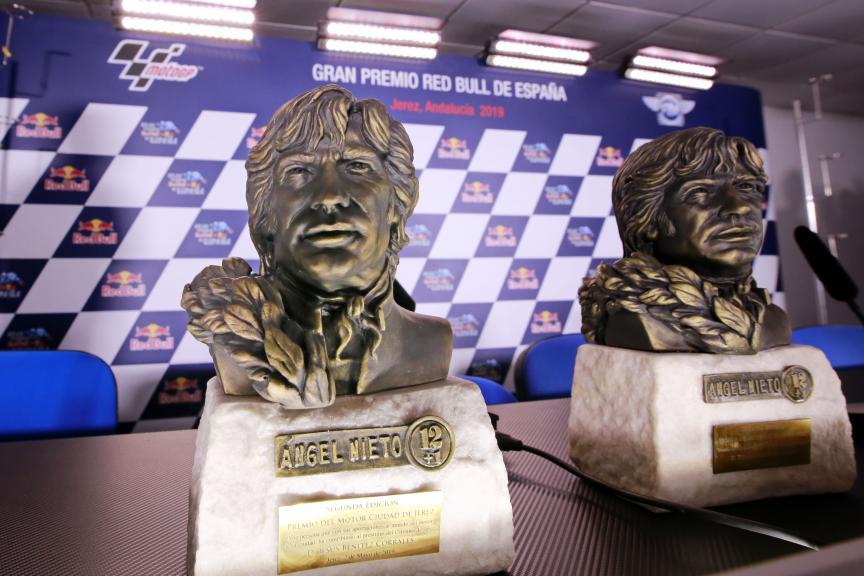 Premios del motor ciudad de Jerez