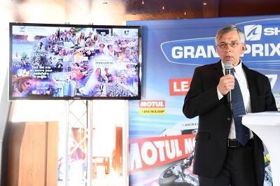 Shark Helmets Grand Prix de France : J-7 !