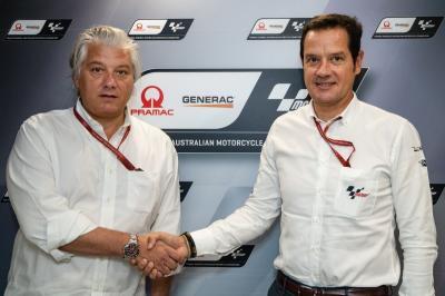 Pramac y Generac dan nombre al GP de Australia de 2019