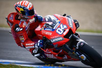 Ducati confía en romper su