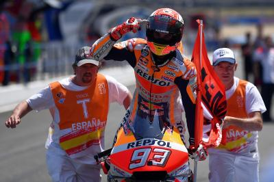 On the march: will Marquez' momentum continue in Le Mans?