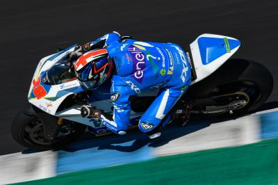 Bradley Smith buzzing to get started in MotoE™