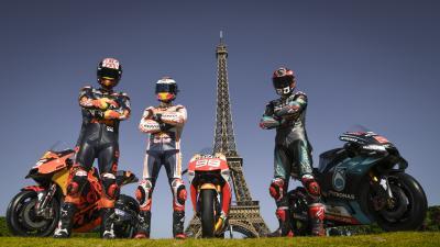Ein Abstecher nach Paris auf dem Weg nach Le Mans